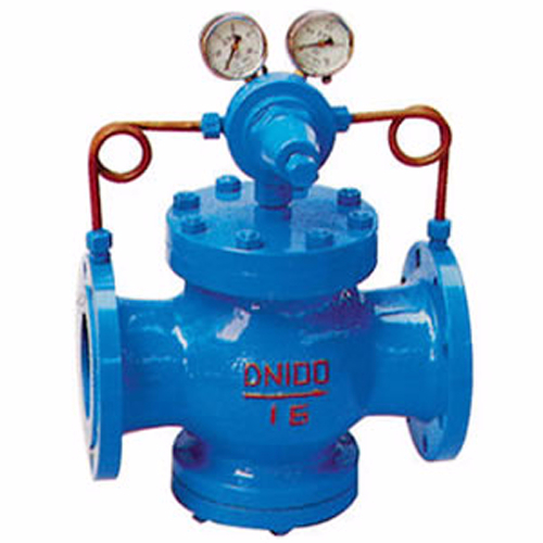 YK43F/H Pilot Piston Pressure Reducing Valve