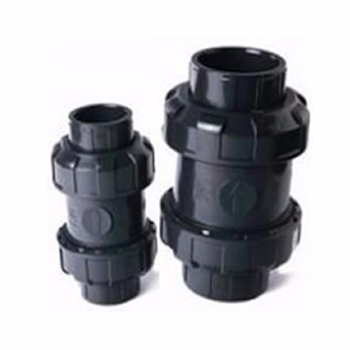 H62F Double-acting PVC Check Valve